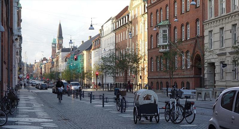 Psykologhuset ved Åen er åbnet i København i det nye skønne område ved stillegaden på Vester Voldgade