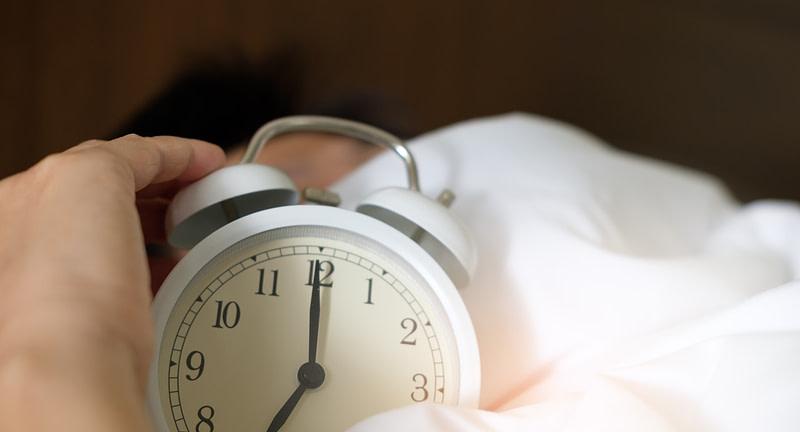 Hjælp til søvnproblemer